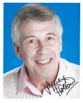 Jeffrey Holland Hi De Hi star signed  10 by 8 inches /8448
